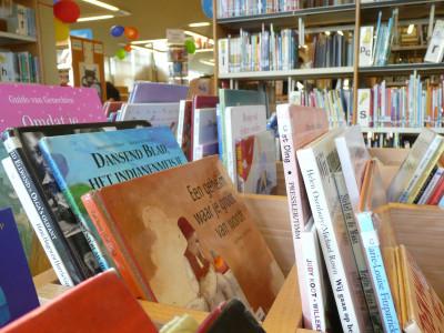 Jaarlijkse boekenverkoop